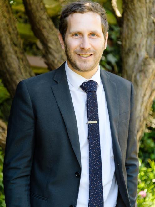 NZEI Te Riu Roa president Liam Rutherford. Photo: Supplied