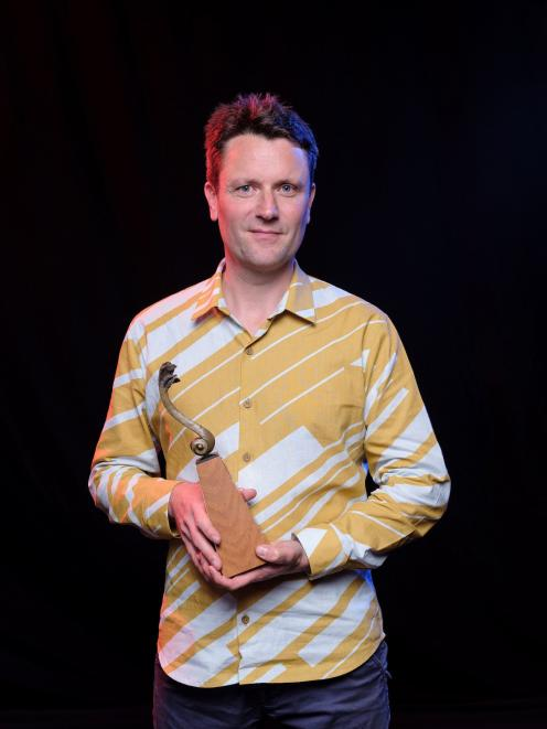Former Dunedin composer Michael Norris has won the 2020 Sounz Contemporary Award for his work...