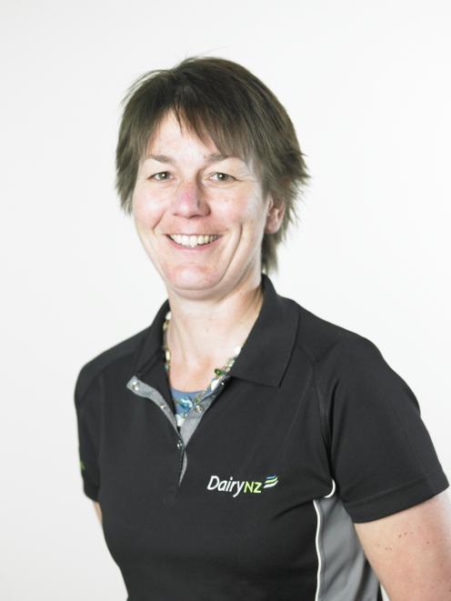 DairyNZ Senior Scientist Dawn Dalley. PHOTO: SUPPLIED