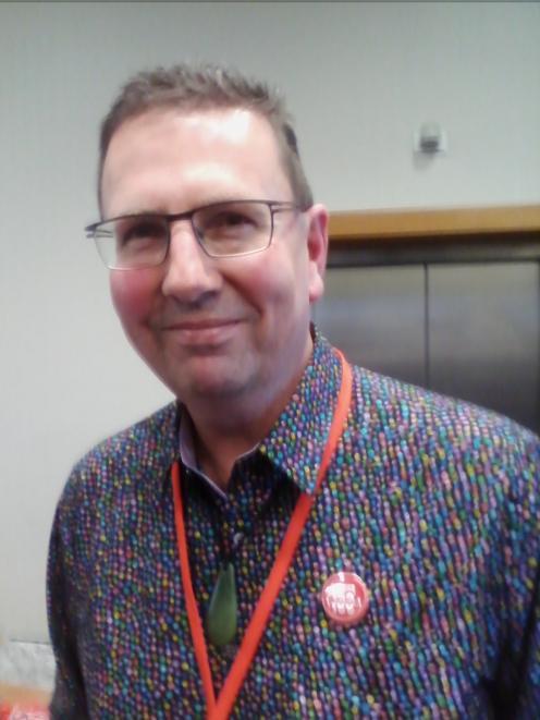 Tim Barnett. Photo: Wikipedia