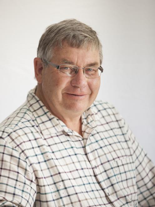 Nigel McKinlay. PHOTO: SUPPLIED