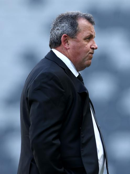 All Blacks coach Ian Foster. Photo: Getty Images