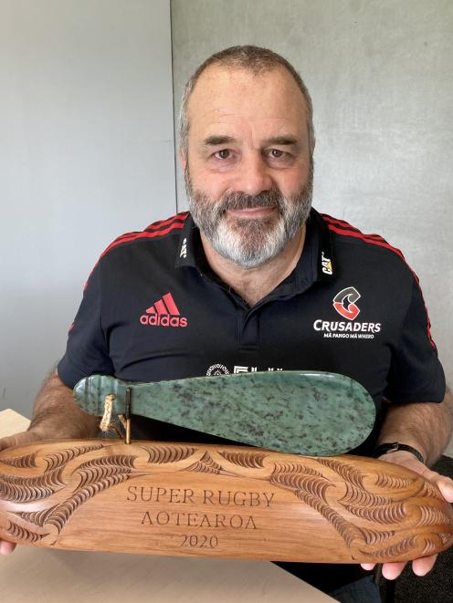 Crusaders chief executive Colin Mansbridge said the organisation vows to take better care of the...