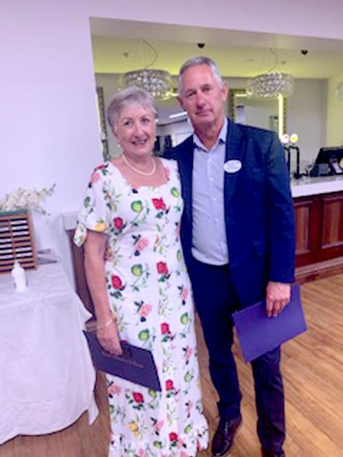 Julie and Paul McEwan's determination to establish and maintain a Neonatal Trust Fund in...