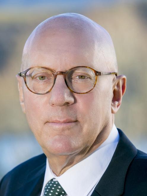 Mayor Jim Boult