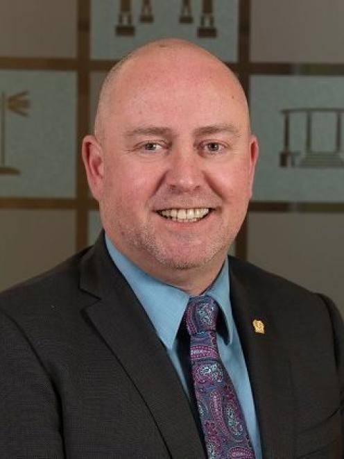 Darren Ludlow. Photo: supplied