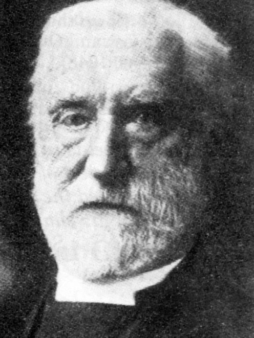 Bishop Nevill