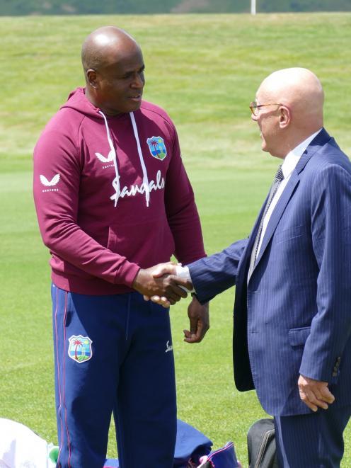 West Indies cricket team manager ...