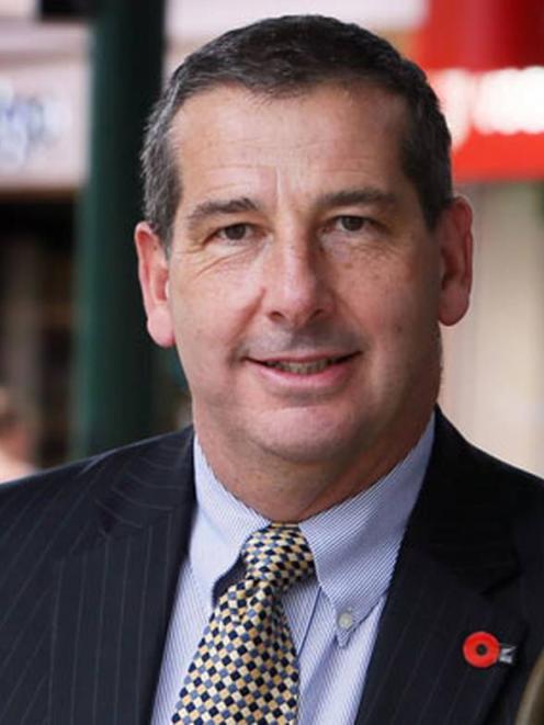 Reserve Bank deputy governor Geoff Bascand. Photo: NZ Herald