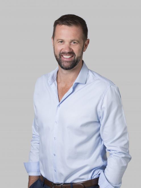Compass Agribusiness managing director of the company's Australian arm, Kiwi-born Nigel Pannett....