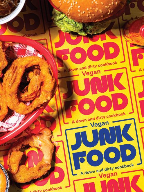 THE BOOK: Vegan Junk Food, by Zacchary Bird, published by Smith Street Books, RRP $45.