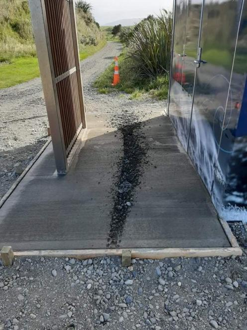 Southland District Council staff arrived at Monkey Island campgrounds yesterday morning to find...