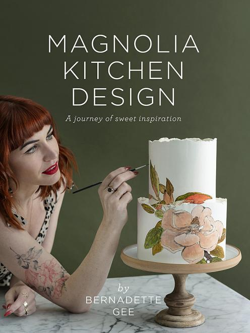 THE BOOK: Magnolia Kitchen Design: A Journey of Sweet Inspiration, by Bernadette Gee, published...