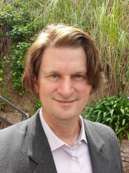 Dr Christopher Longhurst Photo: Supplied