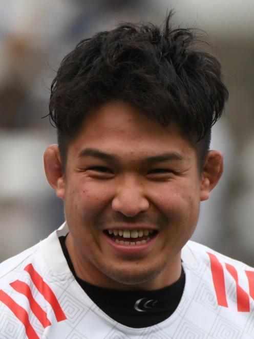 Kazuki Himeno, PHOTO: GETTY IMAGES