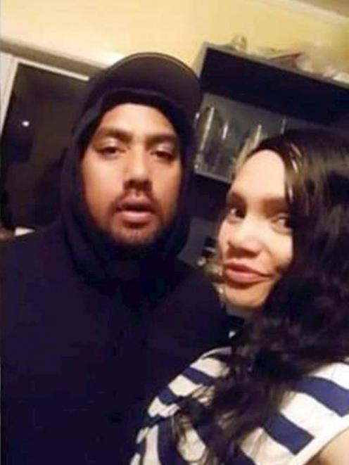 Hamiora Te Kira (28), known as Tama, of Palmerston, and Kara Te Rupe (27), of Palmerston, were...