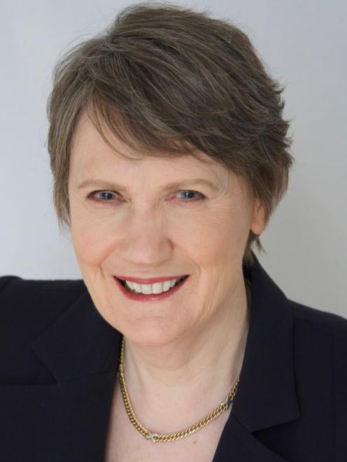 Helen Clark. Photo: supplied