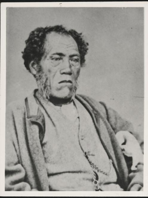 Ngai Tahu leader Matiaha Tiramorehu's early protests about land deals were significant in...