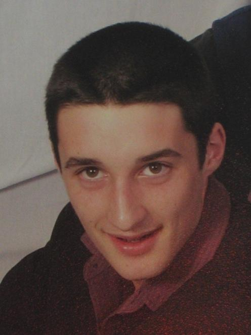 Michael Hutchings (18) ...
