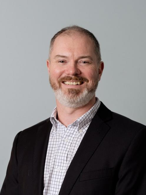 OSPRI New Zealand's Chief Information Off icer John Tucker. PHOTO: OSPRI NZ