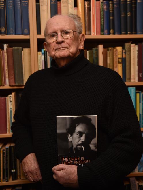 Vincent O'Sullivan. Photo: Gregor Richardson