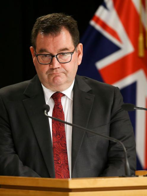 Finance Minister Grant Robertson. Photo: Getty Images