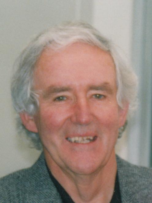 Peter Vesty.