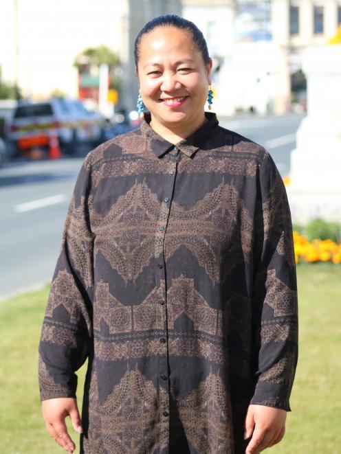 New Oamaru Pacific Island Community Group chairwoman Moana Ahotaeiloa. PHOTO: KAYLA HODGE