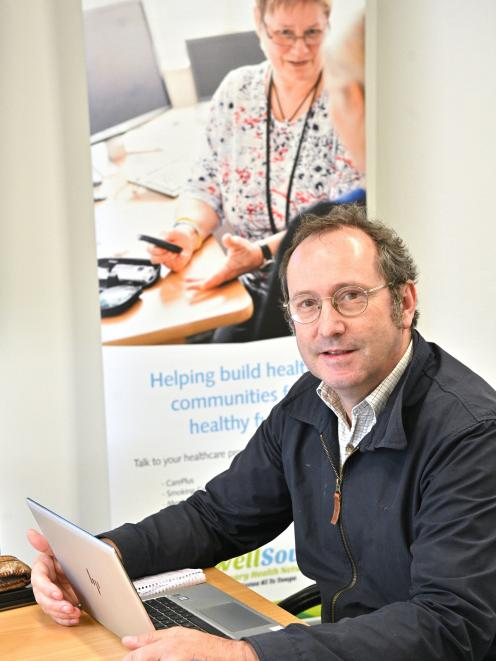 WellSouth medical director Stephen Graham, who is leaving the primary health organisation to...