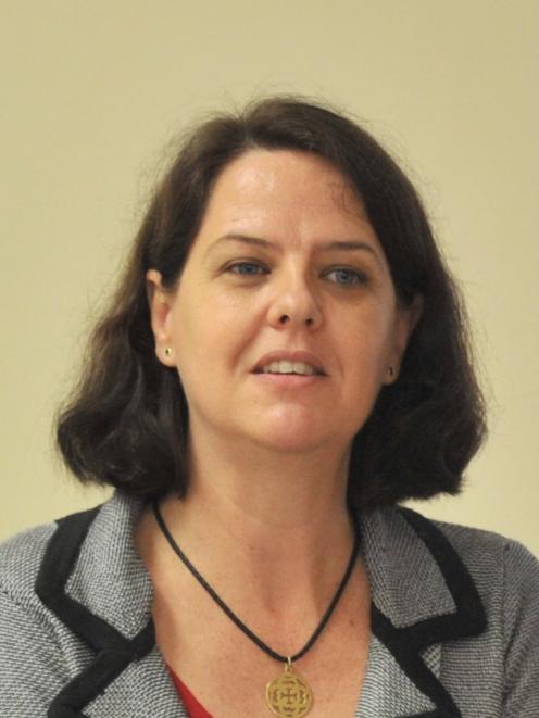 Dr Susan Jack. Photo: ODT files