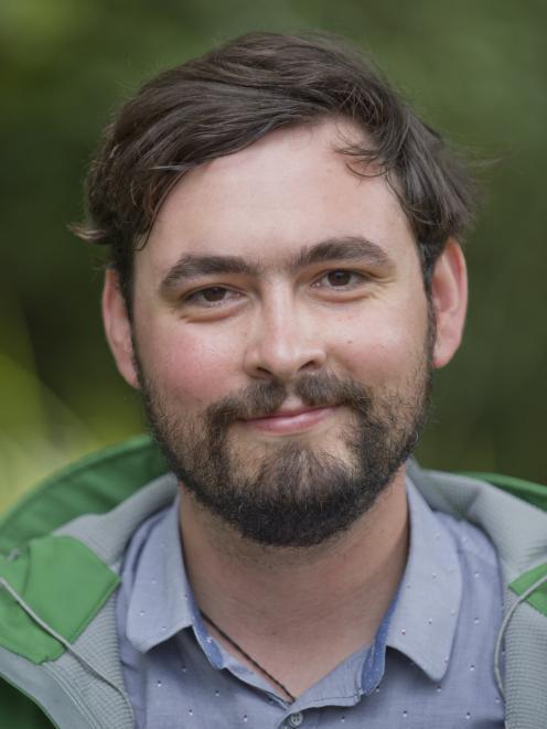 Forest & Bird Otago and Southland regional conservation manager Rick Zwaan