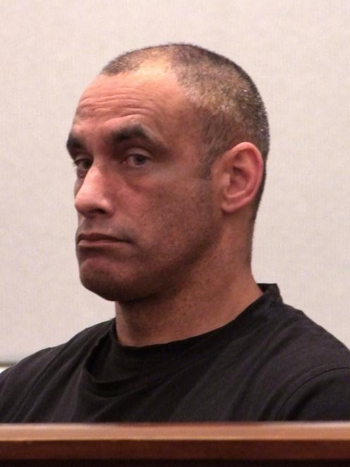 Blair Tamihana (44) claims he and his victim had made a suicide pact and he would not hold her...