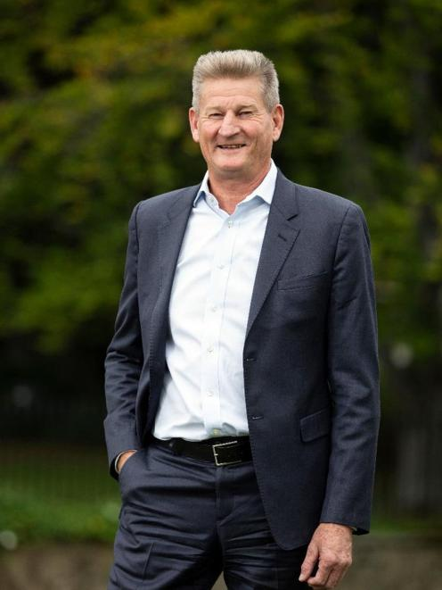Pacific Edge's chief executive David Darling says the future is all about scale and growth. PHOTO...