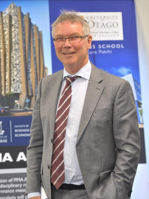 Environment Minister David Parker yesterday addressed a Dunedin conference on environmental...