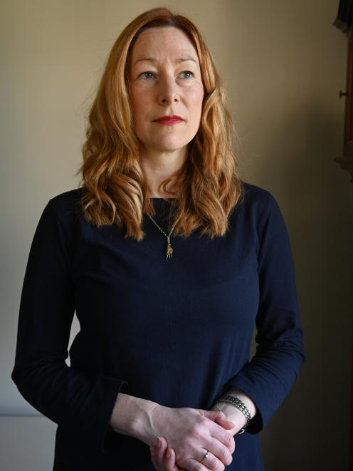Kathryn van Beek PHOTO: LINDA ROBERTSON