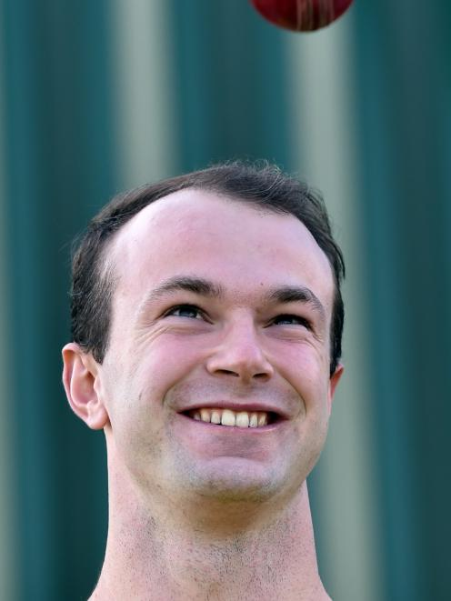 Otago pace bowler and New Zealand winter squad member Michael Rae plans to make some gradual...