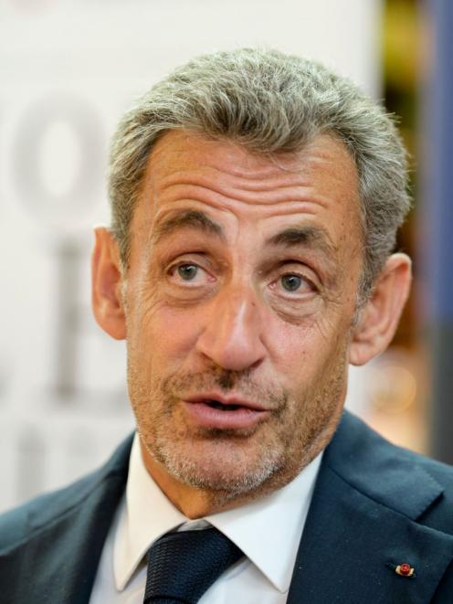Nicolas Sarkozy. Photo: Getty Images
