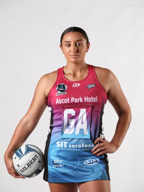 New Southern Steel shooter Tiana Metuarau has enjoyed her first months with the team after...