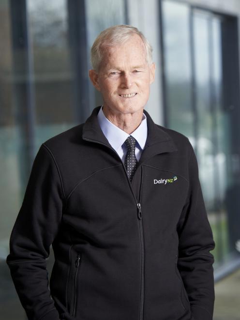 DairyNZ chairman Jim van der Poel. Photo: Supplied