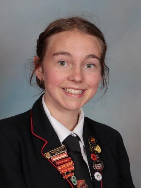 Tilly King - Year 13, Waitaki Girls' High Schoo