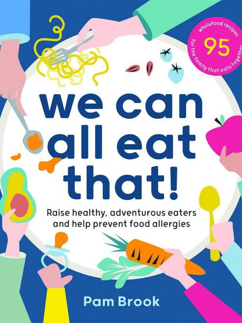 THE BOOK: We Can All Eat That, by Pam Brook, published by Hardie Grant Books, RRP $45
