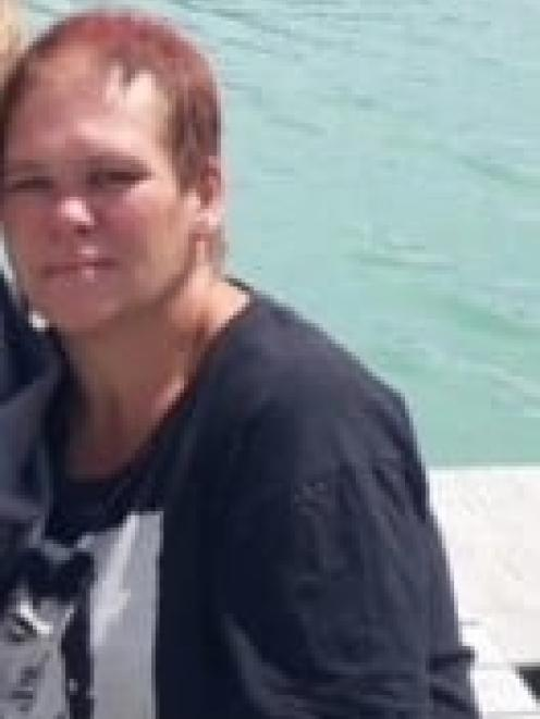 Tracy Graham was last seen at The Groynes at 3pm on Saturday. Photo: NZ Police