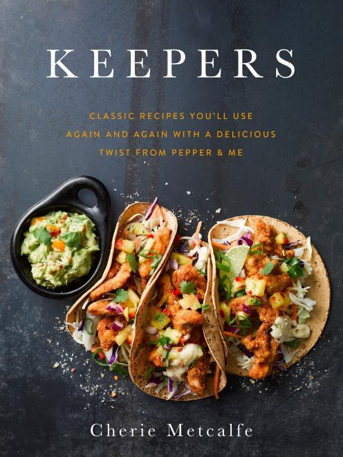 THE BOOK: Keepers, by Cherie Metcalfe,  published by Allen & Unwin NZ, RRP $45
