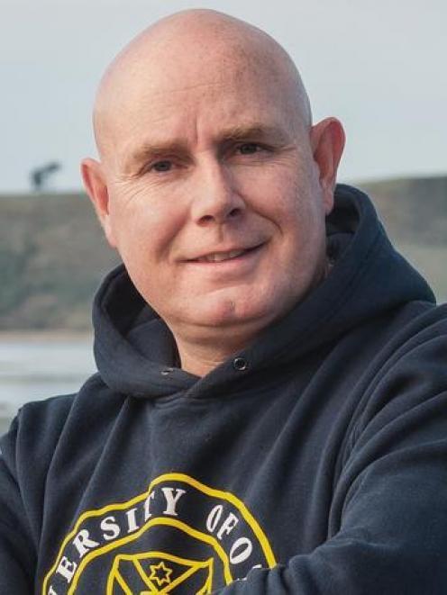 Geneticist Professor Neil Gemmell. Photo: Supplied / University of Otago