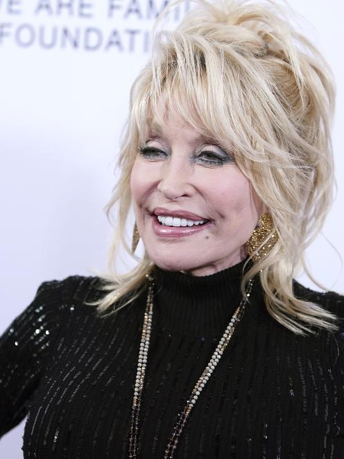 Dolly Parton. Photos: Getty Images