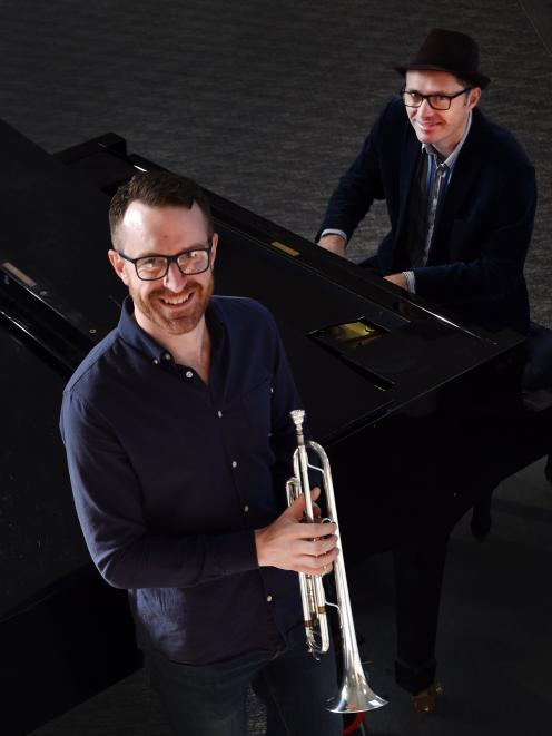 Ralph Miller and Bill Martin are members of the nonet who will play Miles Davis' Birth of the...
