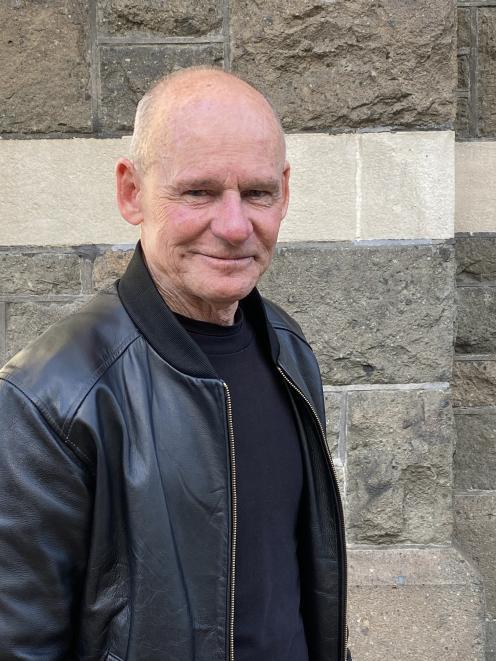 Actor Simon O'Connor. Photo: Brenda Harwood
