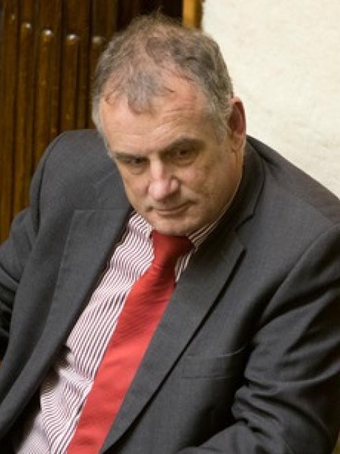 Speaker Trevor Mallard. Photo: NZ Herald