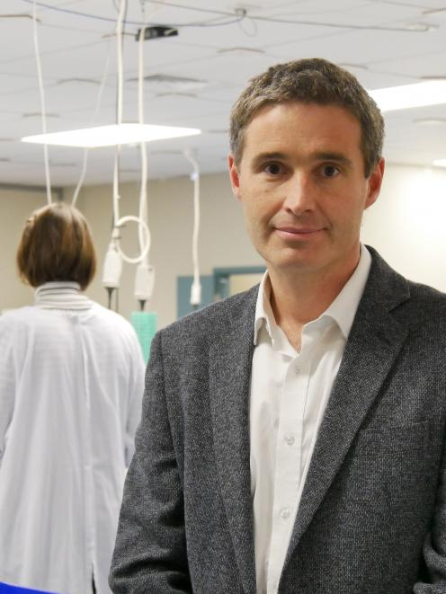 Associate Professor James Ussher says vaccine research, including work at the University of Otago...