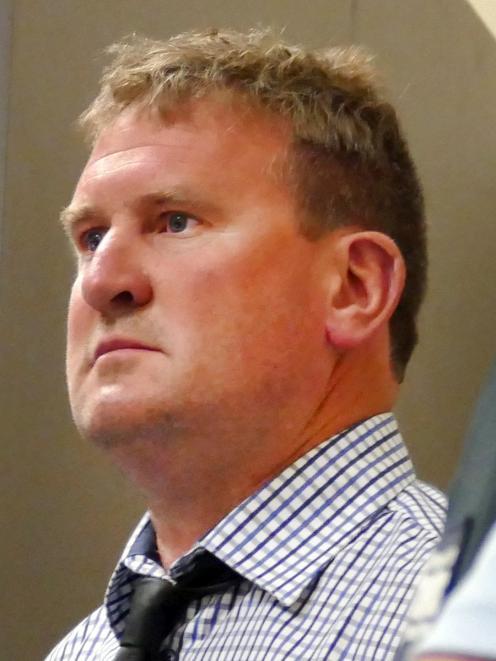 Benjamin Keach's victim spent nine weeks off work and worries his rugby career is over. PHOTO:...